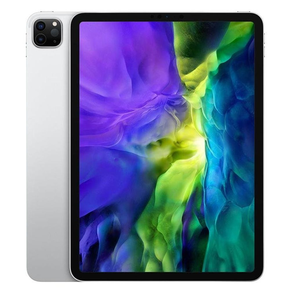 Tablet Apple Ipad Pro Mxe72bz/a Prata 512gb Wi-fi