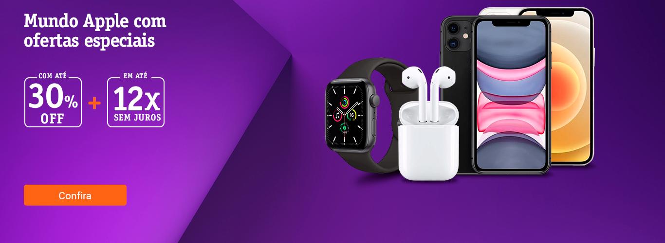 Mundo Apple com ofertas especias