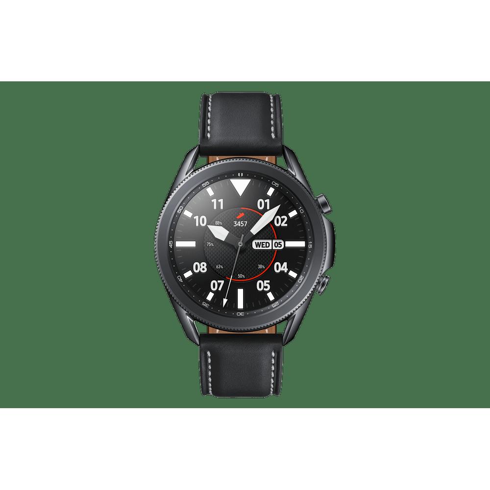 Smartwatch Samsung Galaxy Watch 3 Bluetooth - Preto Sm-r840nzkpzto 45mm