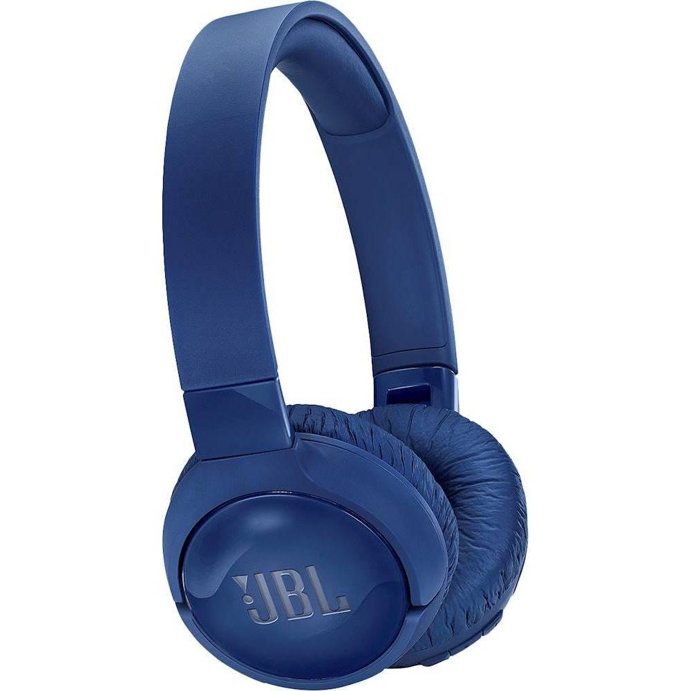 Fone de Ouvido Headphone Bluetooth Tune Noise Cancelling Jbl T600btncbluam