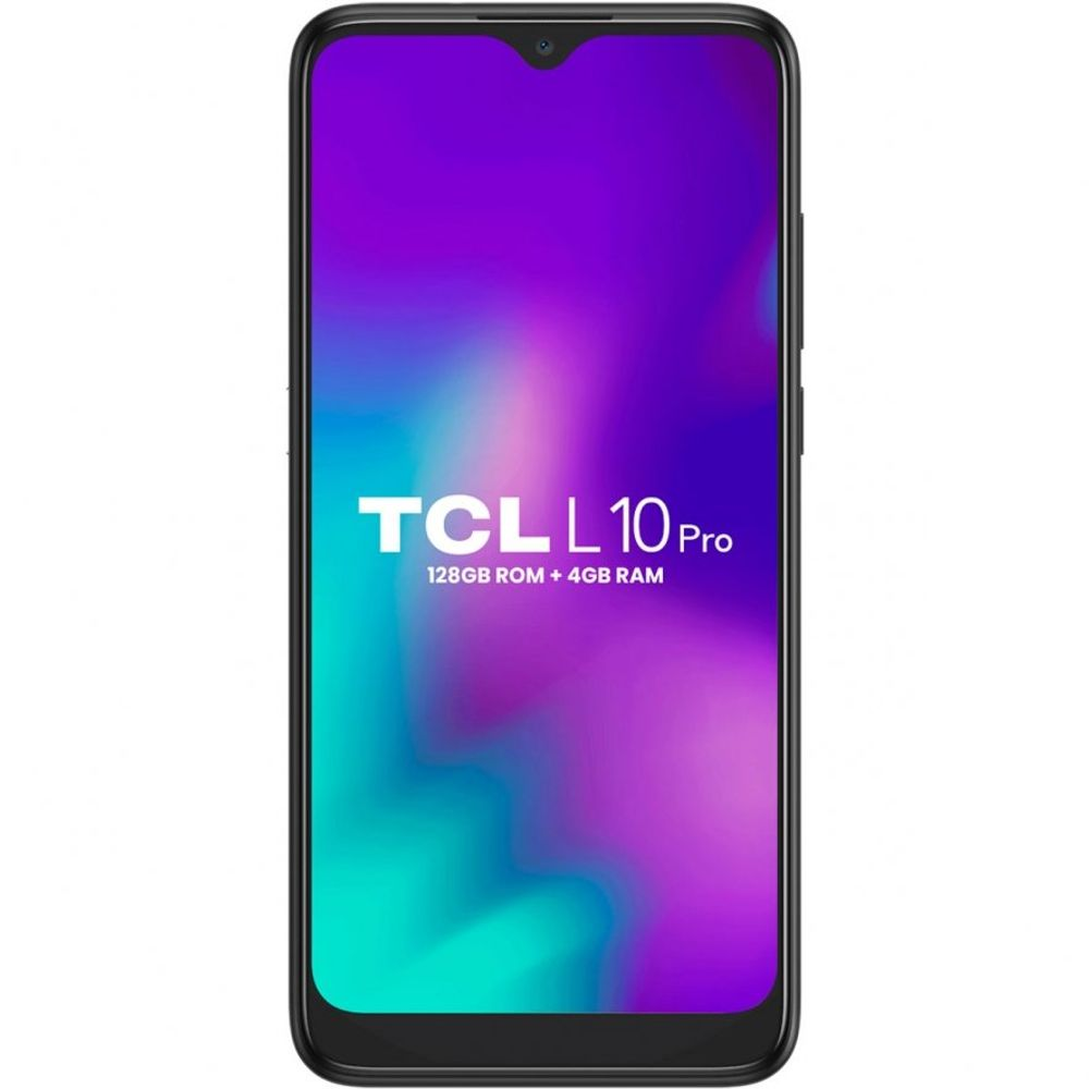 Celular Smartphone TCL L10 Pro 128gb Cinza - Dual Chip