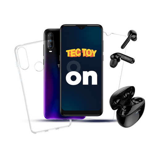 TecToy ON 128 GB - Smartphone Android